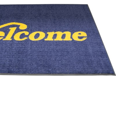 4ft x 6ft - Message Mat with Welcome