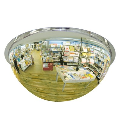 "Crystal Full Dome 32"" USA Acrylic Safety Mirror"