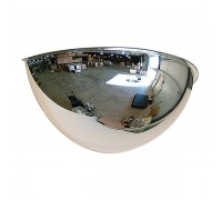 "Crystal Half Dome 26"" USA Acrylic Safety Mirror"