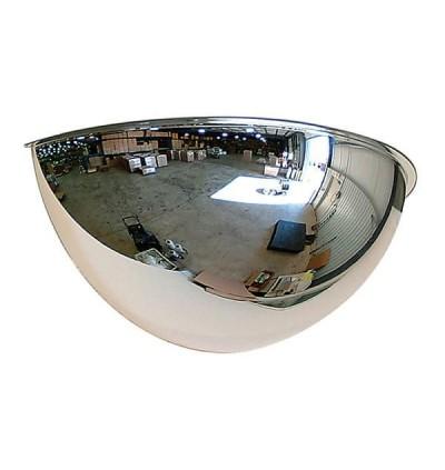 "Crystal Half Dome 26"" USA Acrylic Safety Mirror"