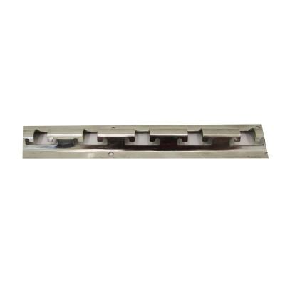 1m Medium Duty CN PVC Curtain Rail