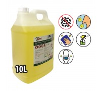McQwin Basic Deodorizer Disinfectant Cleaner - 10L