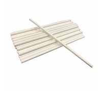"8"" (6mm x 190mm) Paper Straw - 800/10,000PCS"