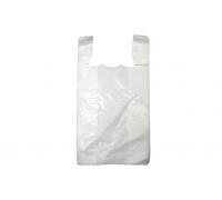 Singlet Plastic Bag (White)
