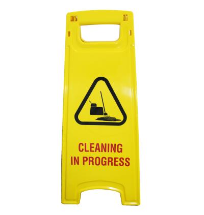 Floor Signage -2 Sides Printing - CIP/CWF