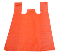 Singlet Plastic Bag (Orange/Yellow)