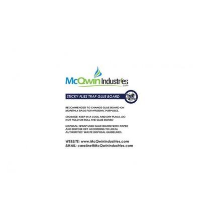 Sticky Glueboard x 24pcs - McQwin Tarantula