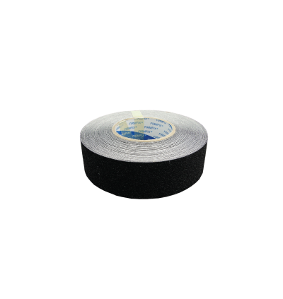 Anti-Slip Tape Black - Outdoor Grade 50mm x 18m
