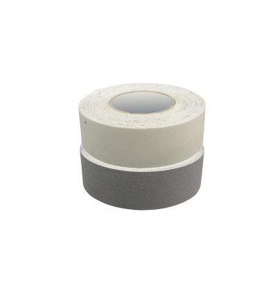 Anti-Slip Tape White or Grey - Outdoor Grade 25mm x 18m
