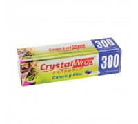 "CrystalWrap Catering Film 300mm (12"") x 300metre [12rolls]"