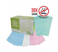 Kitchen Counter Cloth - White / Pink / Green / Blue