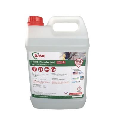 McQwin Basic HOCL Liquid Disinfectant RTU (Food Safe)