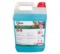 McQwin Basic Alcohol Based Liquid Hand Sanitizer - 5L