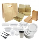 Food Container & Cutlery